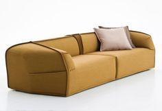 Moroso  M.a.s.s.a.s. sofa, by Patricia Urquiola.