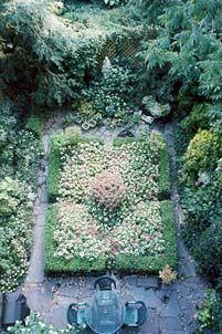 City Courtyard Garden