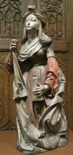 Mary Magdalene, Upper Rhineland, France, ca. Alabaster Jar, Santa Maria, Mary Magdalene, Medieval Art, Pope Francis, 15th Century, Art Museum, Renaissance, Catholic