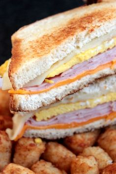 Frisco Breakfast Sandwich