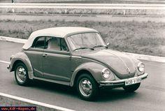 Volkswagen Beetle 1303 Cabriolet - 1975