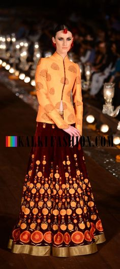 Read about Rohit Bal Collection, and become a style statement. Online Rohit Bal dresses from Kalkifashion. Wills Lifestyle, Lifestyle Fashion, Rohit Bal, Lehenga, Indian Fashion, Lace Skirt, Ethnic, Designers, Gardens