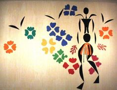 La Negresse by Matisse to honor Josephine Baker