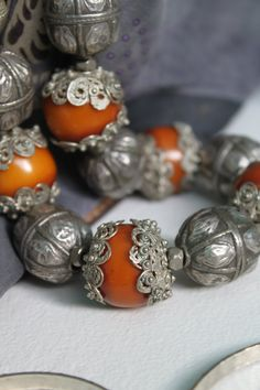 FREE SHIPPING......Handmade Crafted yemen Silver by SusVintage, $550.00