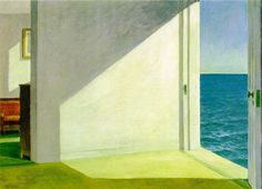 Rooms by the sea, edward hopper 1951