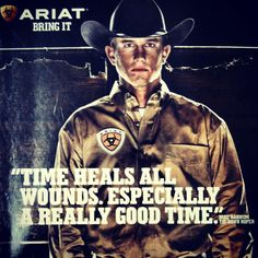 """""""Time heals all wounds. Especially a really good time."""" Couldn't have said it better myself! ~S"""