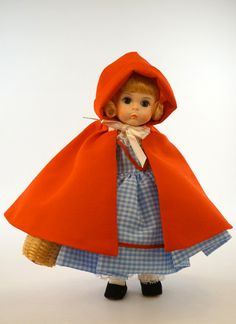 Red Riding Hood Doll 482