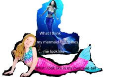Mermaid fantasies...