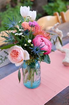 Very pretty for a whimsical wedding<3