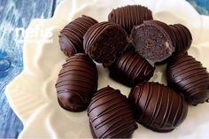 3 Malzemeli İkramlık Bonbonlar (5 Dk Da) – Nefis Yemek Tarifleri Food Design, Diy Food, Truffles, Almond, Muffin, Sweets, Breakfast, Desserts, Recipes