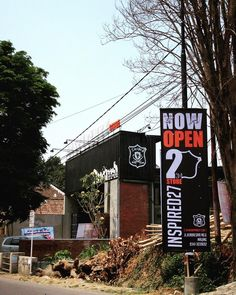 INSPIRED27 2nd Store at Jl. Kendalsari no.6 Malang. www.inspired27.com
