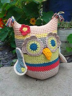 My owl pattern