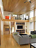 Turkel Design home | Dwell Lindal Cedar Homes