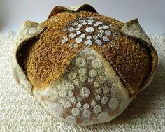 PANE INCAMICIATO Sourdough Recipes, Sourdough Bread, Bread Recipes, Cooking Recipes, How To Make Bread, Food To Make, Kings Bakery, Bread Dough Recipe, Bread Shaping