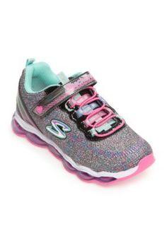 0d39930242e6 Skechers Twinkle Toes Shuffles Rock Girls Sneakers - Little Kids. See More.  from JCPenney · Skechers Girls  Glimmer Lights Shoes - Black Multi - 11.5