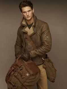 #Farbbberatung #Stilberatung #Farbenreich mit www.farben-reich.com belstaff mens shearling jackets - Google Search