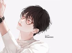 / Guess the yaoi manga & manhwa Anime Boys, Manga Anime, Art Anime, Manga Boy, Manga Eyes, Animation 3d, Drawn Art, Anime Lindo, Image Manga
