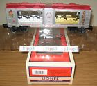 ◔} LIONEL 6-29699 SILVER GOLD CHRISTMAS RESERVE MINT CAR O GAUGE TOY TRAI... http://ebay.to/2mHeCbl