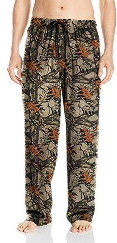 c0339b5664 Fruit of the Loom Men s Microfleece Pajama Pant