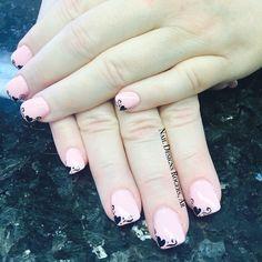 Nail art, nail designs, hearts designs,Valentine's