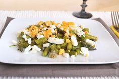 Insalata di asparagi e uova, scopri la ricetta: http://www.misya.info/2014/05/15/insalata-di-asparagi-e-uova.htm