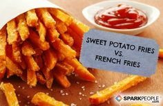 Sweet Potato Fries: Are They Really Any Better for You?