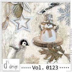 Vol. 0123 - Winter Mix by Doudou's Design