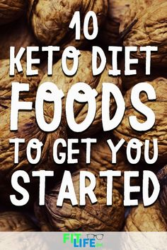 Wedding Weight Loss Plans Hey Keto diet beginners, looking for Keto foods to start? Here is a list of 10 ketogenic diet friendly foods to help get you started with your week one meal plan on the Keto diet. Ketogenic Diet Meal Plan, Ketogenic Diet For Beginners, Keto Diet For Beginners, Atkins Diet, Keto Meal Plan, Diet Meal Plans, Ketogenic Recipes, Paleo Diet, Diet Recipes