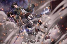 """Attacco dei Giganti - Maxi Poster """"Battle"""""""