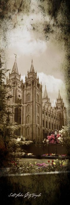 Salt Lake Temple#Repin By:Pinterest++ for iPad#