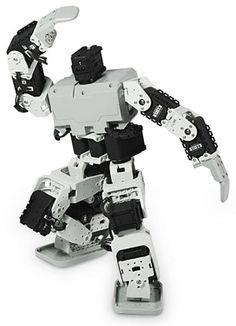 RoboSavvy UK Store - Robotis - Bioloid Comprehensive kit