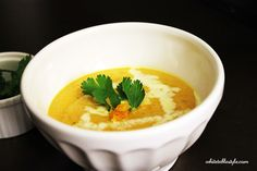 Creamy Carrot Parsnip Soup featuring fresh ingredients and an easy recipe