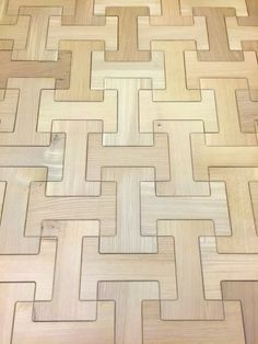 Another floor pattern, but I have to try as a quilt! Hot To Trot | Windsor Smith for Jamie Beckwith