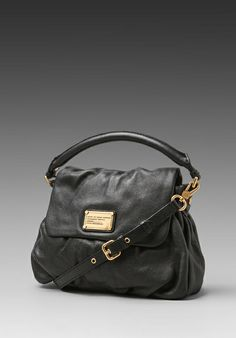 Marc by Marc Jacobs Classic Q Lil Ukita in Black