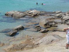 Paraga Beach, Mykonos, Greece