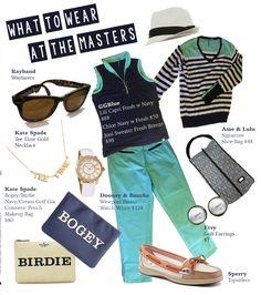 What to Wear as a Spectator at a Pro Golf Tournament - High Heel Golfer
