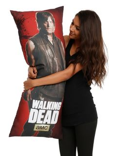Walking Dead Daryl Dixon Body Pillow