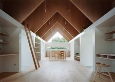 Koya No Sumika by mA-Style Architects (Shizuoka Prefecture, 2014)