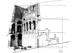 Colosseum section