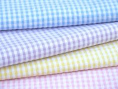 100% COTTON seersucker TINY CHECKED gingham FABRIC x metre CRAFT QUITLING DRESS | eBay