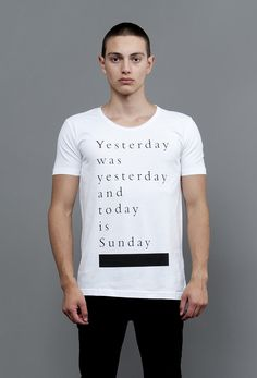 "Ingmar Studio: Ingmar Studio ""Yesterday was yesterday"""