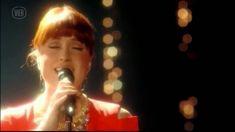 Powerful voice.  Natalia - Strong ( London Grammar ) Live @ Nacht van de vlaamse televisiesterren - YouTube