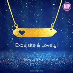 She'd love to wear this sweet pendant all year round as a promise of your love! A very exquisite design from our valentine collection! View more: http://bit.ly/2l3EEAz  #WhpLovesLovers