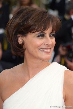 Ines de la Fressange at the 2012 Cannes International Film Festival.