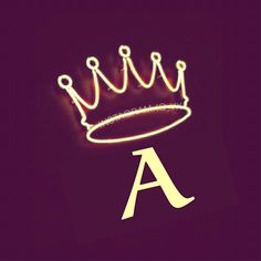 A Awesome Neon Yellow Crown Alphabet Dp Pics The post A Awesome Neon Yellow Crown Alphabet Dp Pics appeared first on Wallpaper DPs. Bad Girl Wallpaper, Cute Wallpaper For Phone, Couple Wallpaper, Emoji Wallpaper, Galaxy Wallpaper, Wallpaper Backgrounds, Hipster Wallpaper, Cute Love Images, Love Images With Name