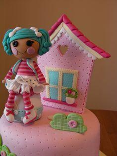 "Figurice za torte (Fondant design Ana): LALALOOPSY CAKE (LALALUPSI TORTA) - DESIGN BY ANA MILEV NIKOLIC&ZLATIJA MILEV&TANJA RADENKOVIC - STUDIO ""Fondant Design Ana"""