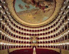 Teatro di San Carlo, Napoli, Italy