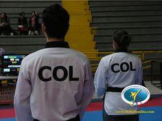 Los equipos también se hicieron en las competencias de poomsae.