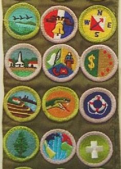The merit badge requirements for dozens of Boy Scout badges.  Ready made curriculum, right here!