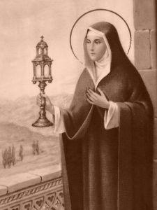 Uma das santas mais amadas é, sem dúvida, Santa Clara de Assis, que viveu no…